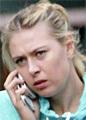 Марию Шарапову застали на улице в неприглядном виде