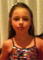 Волочкова научила семилетнюю дочь ярко краситься