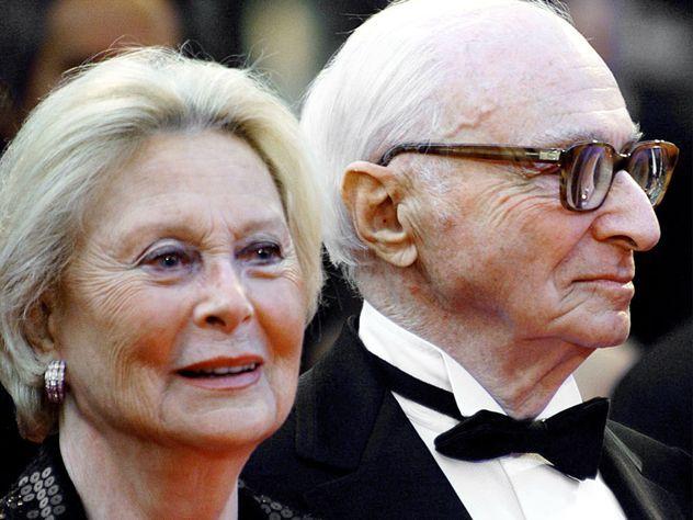 Ушла изжизни легендарная французская киноактриса Мишель Морган