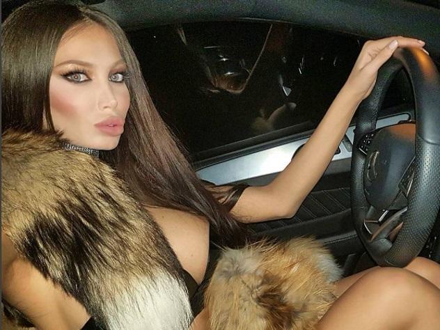 Сын Януковича планирует совместный бизнес со звездой Playboy