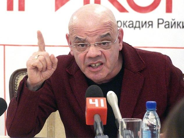Это некрофильское государство— Райкин о Российской Федерации