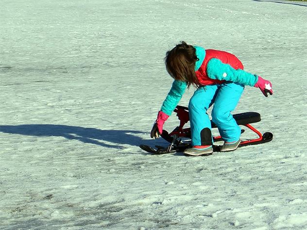 Детские травмы -неизбежная плата за активный образ жизни