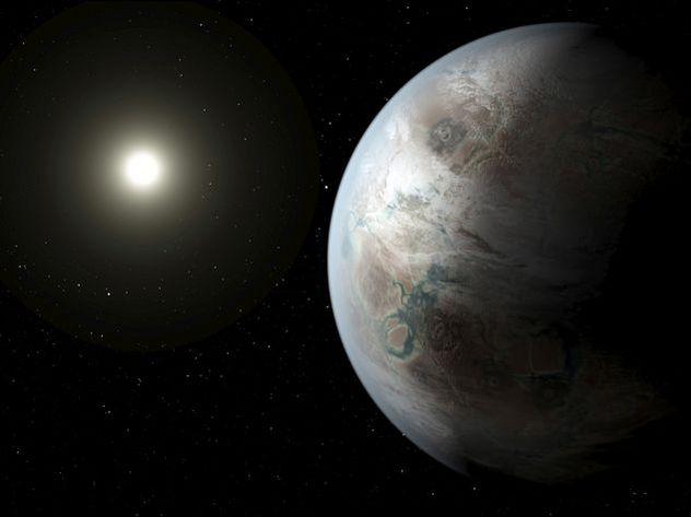 NASA расскажет об открытии за пределами Солнечной системы