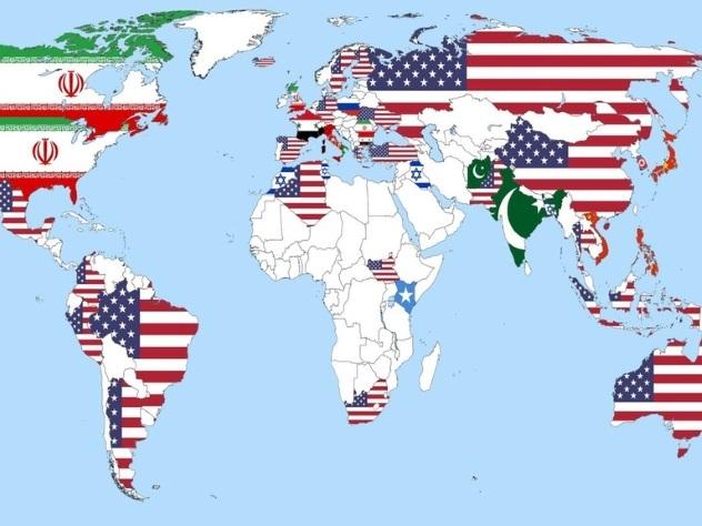 Россияне, китайцы и граждане Индонезии назвали США самой небезопасной страной вмире