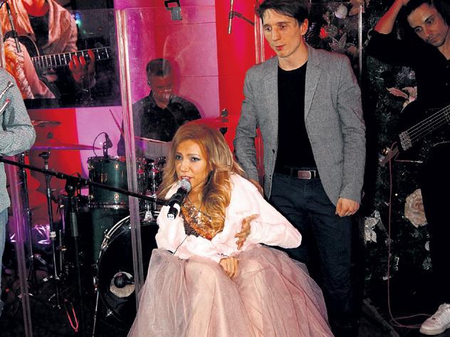 Участницу «Евровидения» смог покорить лишь один мужчина