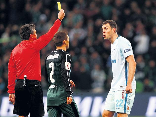 Хусаинов рассказал о скандальном матче «Зенита» и «бардаке» в футбольном судействе