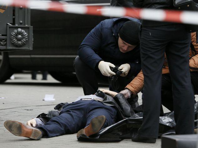 МВД Украины поведало опрогрессе в изучении убийства Вороненкова