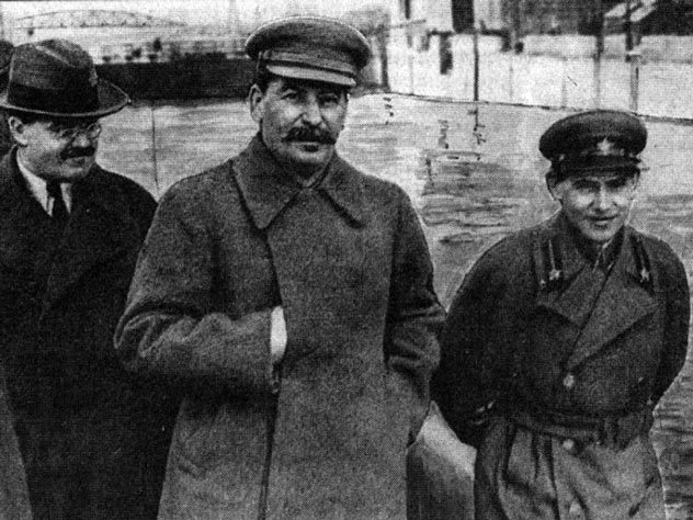 Почему Сталин расстрелял Ежова - Экспресс газета