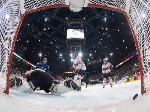 Сборная России сыграет с Канадой в полуфинале ЧМ