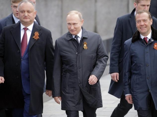 Молдавия отказалась принять 100 млн евро от ЕС