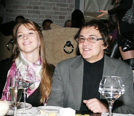 Дмитирий ДИБРОВ с женой Полиной