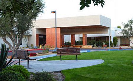 Клиника Betty Ford на ранчо Мираж в Калифорнии, где сейчас находится Линдси ЛОХАН