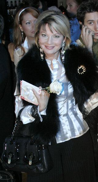 Татьяна ВЕДЕНЕЕВА (фото Руслана ВОРОНОГО)