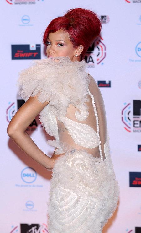 Её платье признали одним из лучших на церемонии