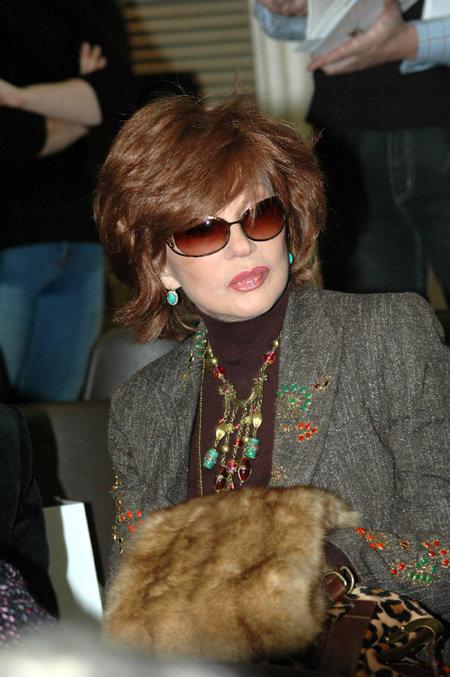 Людмила ГУРЧЕНКО (фото Бориса КРЕМЕРА)