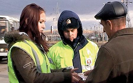От Карины РУДИКОВОЙ водитель-нарушитель без штрафа не уедет