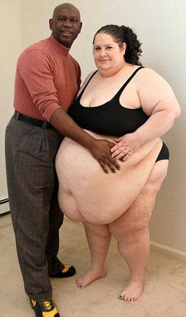 Донна СИМПСОН с супругом