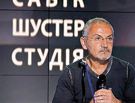 ...лицемерием украинского журналиста (фото dusia.telekritika.ua)
