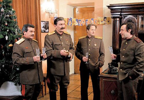 Сталин (ДОБРОНРАВОВ) справил праздник с единомышленниками