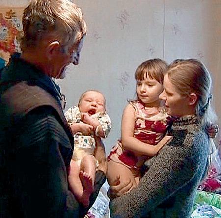 Сексуальные отец и дочь