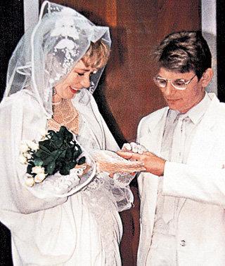 С первым мужем Александром ДРУГОВЫМ телезвезда сексом не занималась