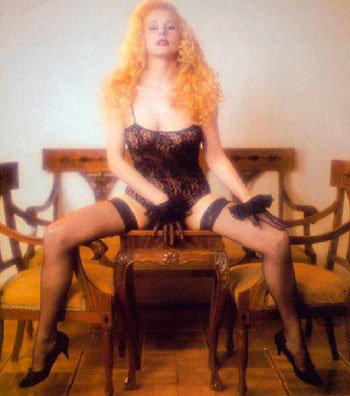 Елена по праву считалась секс-символом советского кино