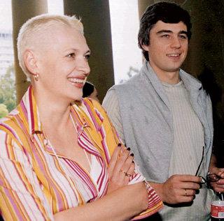 Сергей Бодров влюбился в Светлану как только увидел