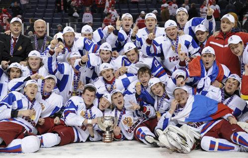 Молодежная сборная России – чемпион мира! Впервые с 2003 года