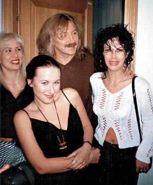 анжела кулаковская и игорь николаев фото