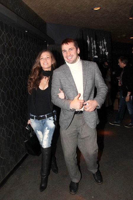 Дмитрий НОСОВ с женой