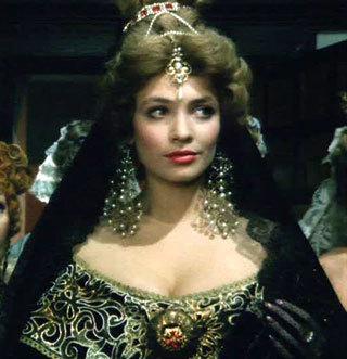 Наталья ЛАПИНА (кадр из фильма «Дон Сезар де Базан»)