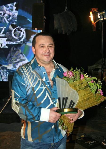 Игорь САРУХАНОВ (фото Ларисы КУДРЯВЦЕВОЙ)