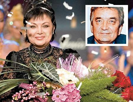 Модельер Евгения, вторая жена НИКОНЕНКО, после развода с ним вышла замуж за космонавта СОЛОВЬЁВА (в квадрате)