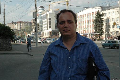 Вадим ГЛУХОВ пропал 18 января 2011 года. С тех пор о нём ничего не было известно.