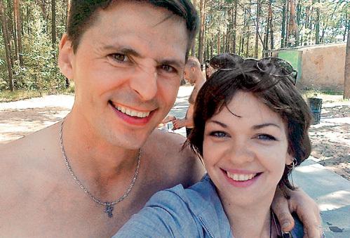 С Андреем ЩЕПИНСКИМ Наташа обрела женское счастье. Фото vk.com