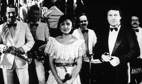 С Аллой ЛЕВЧЕНКО (вторая справа) муж казачки сблизился, придя работать в коллектив Льва ЛЕЩЕНКО