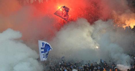 Болельщики «Зенита» подвели родную команду (Фото: РИА «Новости»)