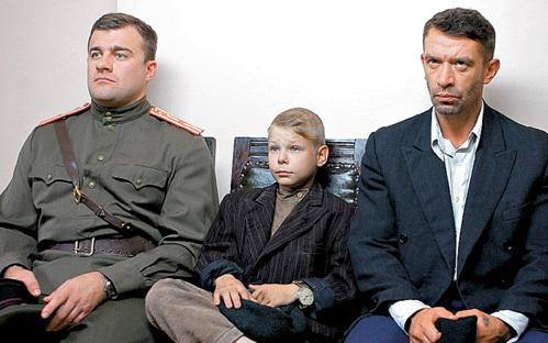 Рядом с маститыми ПОРЕЧЕНКОВЫМ и МАШКОВЫМ 11-летний Николай чувствовал себя уверенно