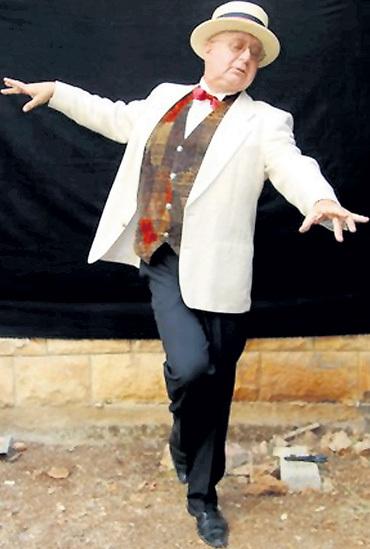 Блистательный Марьян БЕЛЕНЬКИЙ не смог когда-то пробиться на столичные подмостки(фото belenky.livejournal.com)