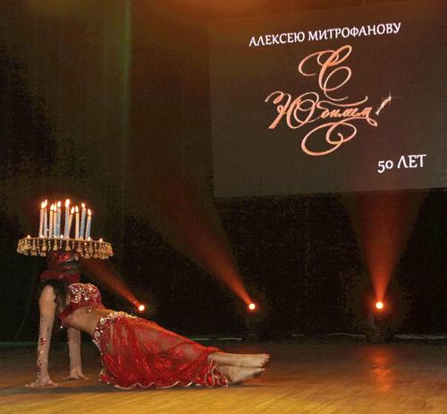 Чемпионка Европы по танцу живота Алла КУШНИР.