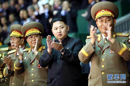 Ким Чен Ын (Фото: news.cn)