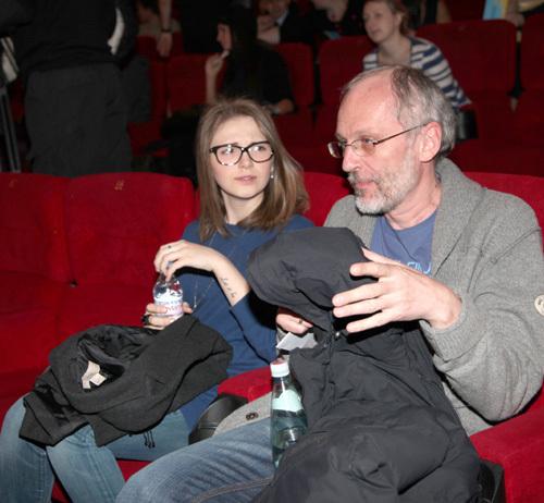 Александр ГОРДОН с женой Ниной