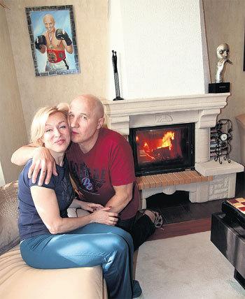 Супруги Ирина и Николай ЛУКИНСКИЕ вместе уже 33 года