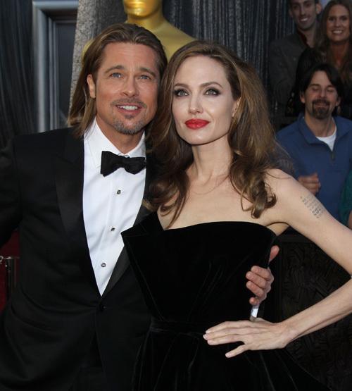 Брэд ПИТТ и Анджелина ДЖОЛИ наконец-то женятся!