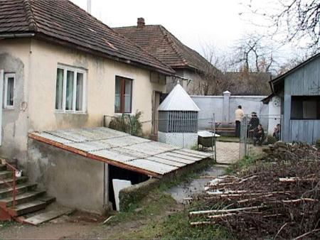 Дом РУСИНОВ, где произошла трагедия