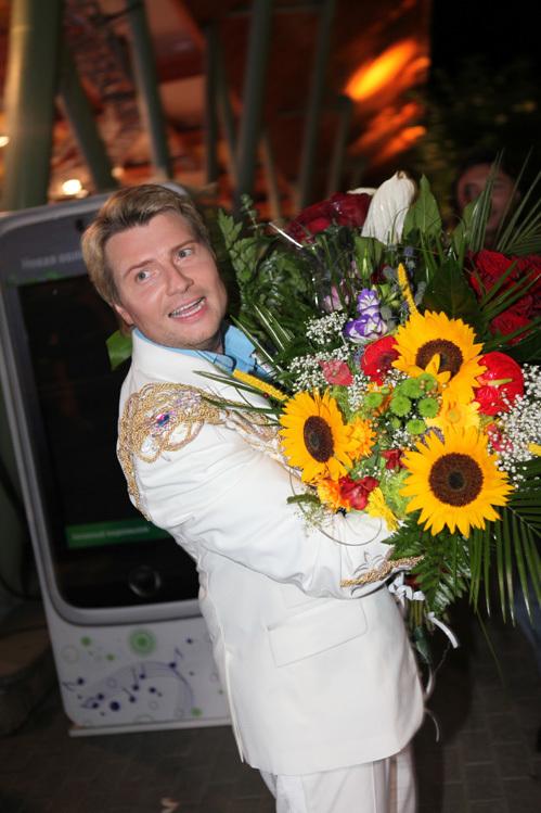 Николай БАСКОВ (фото Ларисы КУДРЯВЦЕВОЙ).