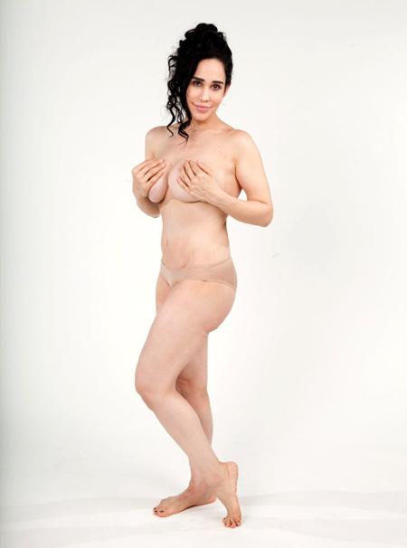 Надя сулейман снимется в порн