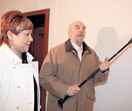 Алексей Васильевич и Азима Расуловна в обиду себя не дадут