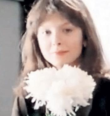 ...белоснежные хризантемы