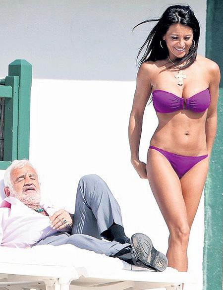 Со времен съёмок для «Playboy» Барбара ГАНДОЛЬФИ не утратила товарный вид
